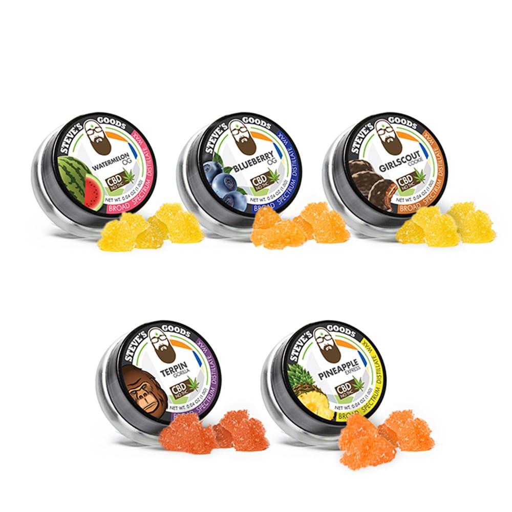 CBD Wax - Fine CBD Concentrates Bundle 10 grams