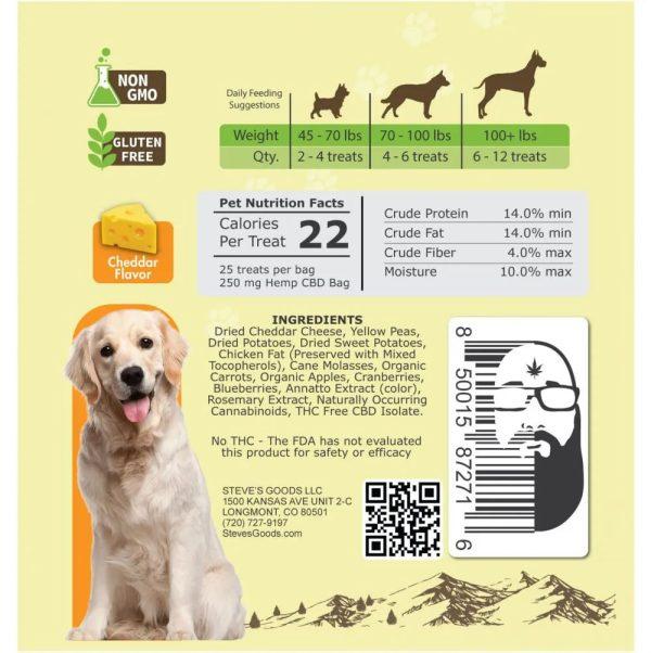Cheddar dog Treats2 1