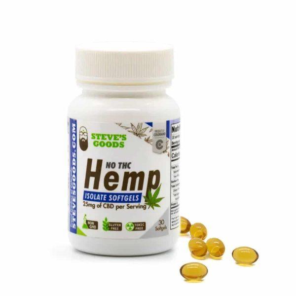 Hemp_No-THC_IsolateSoftgels_25mg