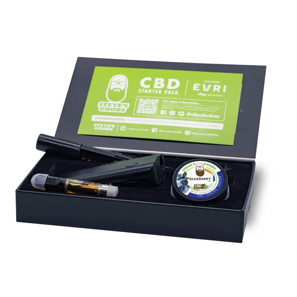 CBD Starter Pack - 710 Limited Edition