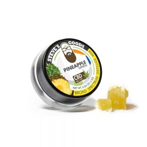 pineapple express cbd wax