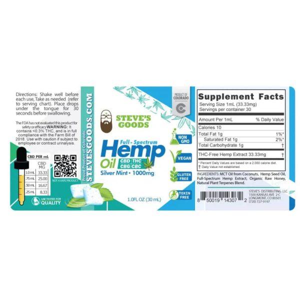 silver-mint-cbd-oil-label-30-ml